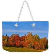 Canada In Colors Weekender Tote Bag