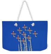 Canadian Air Force - Snowbirds Weekender Tote Bag