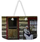Canadian Gothic Weekender Tote Bag by Steve Harrington