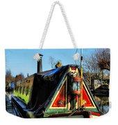 Canal Crib Weekender Tote Bag