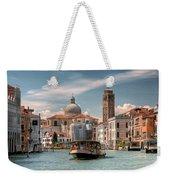 Canal Grande. Venezia Weekender Tote Bag