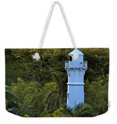 Canal Lighthouse - Panama Weekender Tote Bag