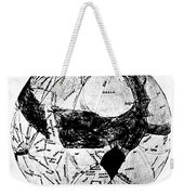 Canals Of Mars, Lowell, 1909 Weekender Tote Bag