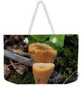 Candle Fungus Weekender Tote Bag