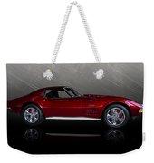 Candy Apple Corvette Weekender Tote Bag