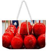 Candy Apples Weekender Tote Bag