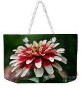 Candy Color Zinnia Weekender Tote Bag