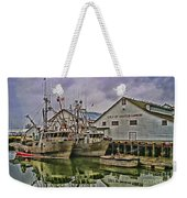 Cannery Hdr Weekender Tote Bag