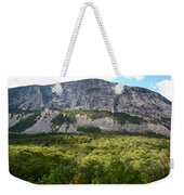 Cannon Cliff From Boise Rock New Hampshire Weekender Tote Bag