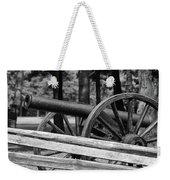 Cannon Weekender Tote Bag