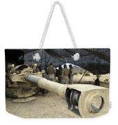 Cannoneers Take Advantage Of Some Weekender Tote Bag by Stocktrek Images