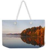 Canoe Lake  Algonquin Weekender Tote Bag