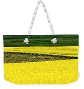 Canola Crop Weekender Tote Bag