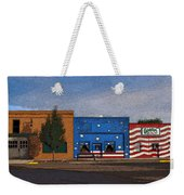 Canon City Facades - Posterized Weekender Tote Bag