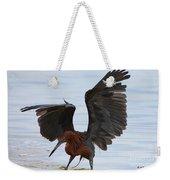 Canopy Hunting Weekender Tote Bag