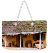 Southwest Canyon Hacienda Weekender Tote Bag