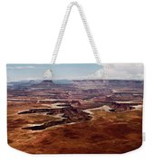 Canyon Lands Weekender Tote Bag