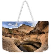 Canyon Pool Weekender Tote Bag