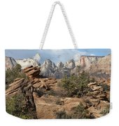 Canyon Trail Overlook Weekender Tote Bag