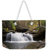 Canyon Waterfall Weekender Tote Bag