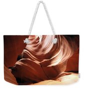 Canyon Waves Weekender Tote Bag