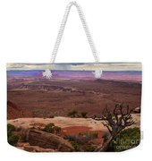Canyonland Overlook Weekender Tote Bag