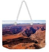 Canyonlands II Weekender Tote Bag