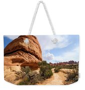 Canyonlands Needles Trail Weekender Tote Bag