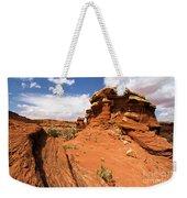 Canyonlands Textures Weekender Tote Bag