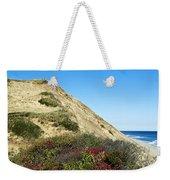 Cape Cod Dune Cliff Weekender Tote Bag