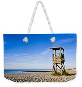 Cape Cod Lifeguard Stand Weekender Tote Bag