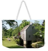 Cape Cod Water Mill Weekender Tote Bag