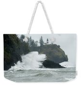 Cape Disappointment Lighthouse Weekender Tote Bag