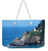 Cape Mears Lighthouse Weekender Tote Bag