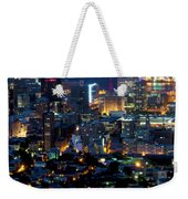 Cape Town's Tilt Shift  Weekender Tote Bag