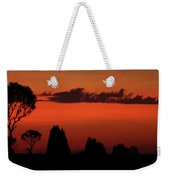Cape York Sunset Weekender Tote Bag
