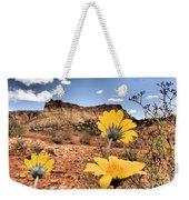Capitol Flowers Weekender Tote Bag