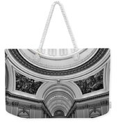 Capitol Interior Weekender Tote Bag