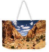 Capitol Reef Cohab Canyon Weekender Tote Bag