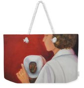 Capping A Tradition Of Nursing Weekender Tote Bag