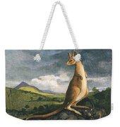 Captain Cook: Kangaroo, 1773 Weekender Tote Bag