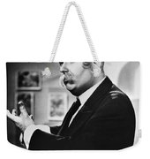 Captain Kangaroo, C1955 Weekender Tote Bag by Granger