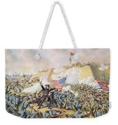Capture Of Fort Fisher 15th January 1865 Weekender Tote Bag
