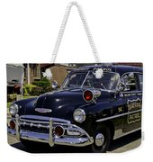 Car 54 Where Are You Weekender Tote Bag