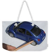 Car Bought From Faa Sales Weekender Tote Bag