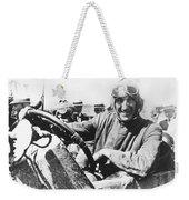 Car Race, 1920 Weekender Tote Bag