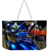 Car Show Weekender Tote Bag