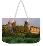 Carcassonne Dawn Weekender Tote Bag