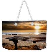 Carcavelos Beach Weekender Tote Bag