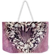 Cardia Weekender Tote Bag
